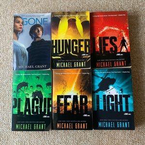 Gone Full Book Series Lot Bundle Michael Grant 1-6